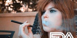 girl smoking pic