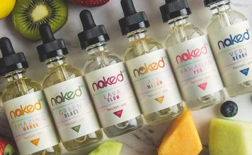 naked 100 e-juice varieties