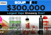 soupwire largest giveaway pic