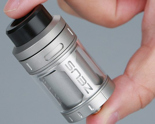 The GeekVape Zeus 25mm_review