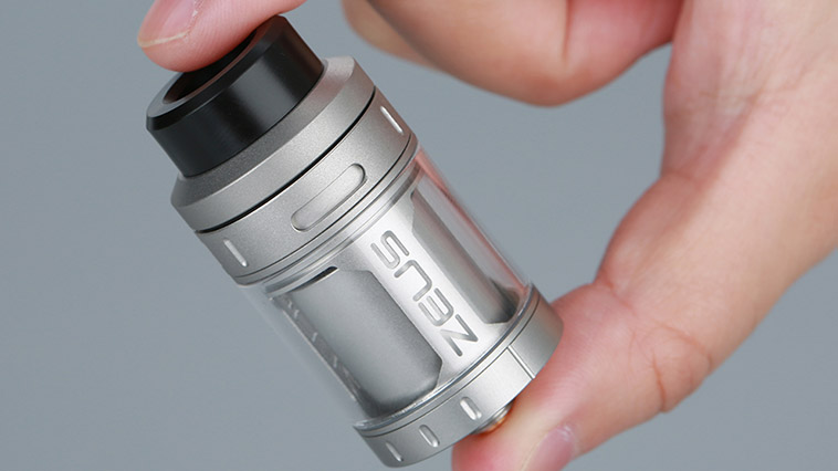 Review: The GeekVape Zeus 25mm Leakproof RTA - Soupwire