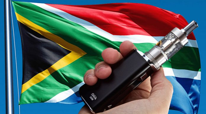 south african vaping