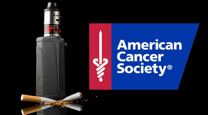 American Cancer Society Finally Admits Vaping is Safer than Smoking