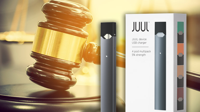 JUUL Labs at the Center of Three New Lawsuits - Soupwire