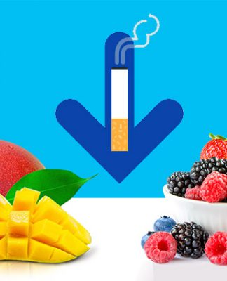 New study shows flavors are key to smoking reduction