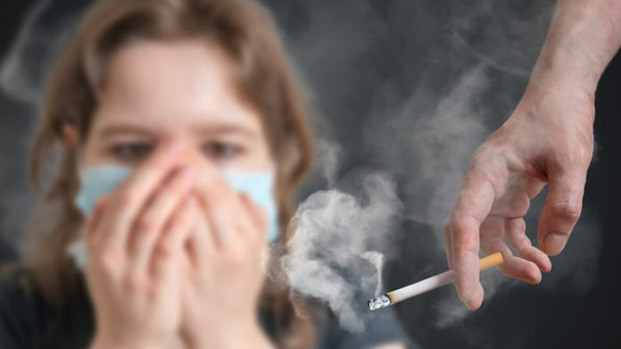 Non-Smokers Could Be Experiencing Negative Side Effects Associated With Cigarettes