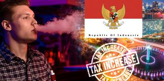 Republic of Indonesia Hits Vapers with Big Tax