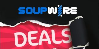 Soupwire Launches new and improved Deals page