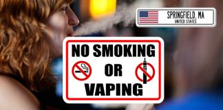 Springfield (Mass) politicians approves first phase of vaping prohibition