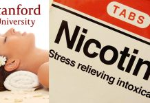Stanford Medical Study proving nicotine has therapeutic value