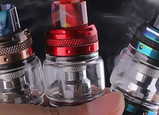 The VooPoo UForce T1 Tank