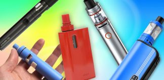 Top 5 Vape Kits of 2018