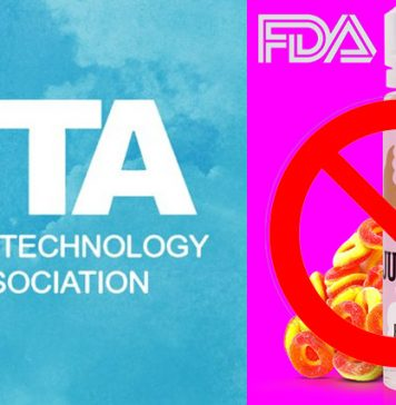 Vapor Technology Assoc. Issues 74 page Response to FDA on value of flavors