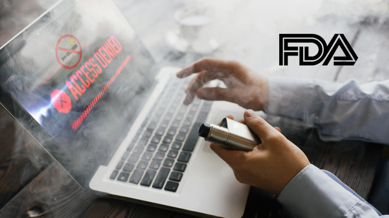 f6cd74f43d7c In a recent C-Span broadcast hosted by Axios, FDA Commissioner Scott  Gottlieb dropped a bombshell: The FDA is considering an online e-cig sales  ban.