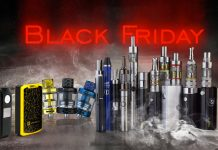 Black Friday Vape Text