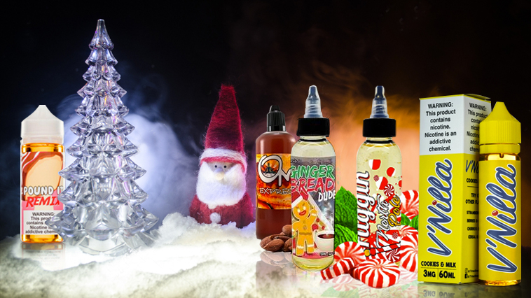Christmas Flavors.5 Christmas Inspired Vape Juices To Enjoy This Holiday