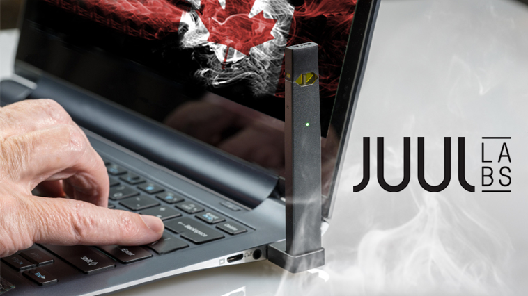 Canada Immune from JUUL Flavor Restrictions - Soupwire