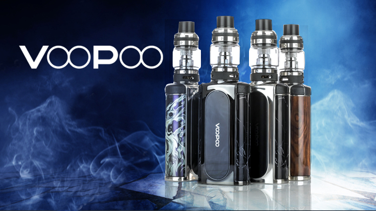 Vape Hardware Review: The VooPoo VMate 200W TC and Uforce T1