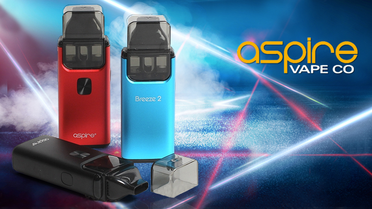 Vape Hardware Review: The Aspire Breeze 2 All-in-One Kit