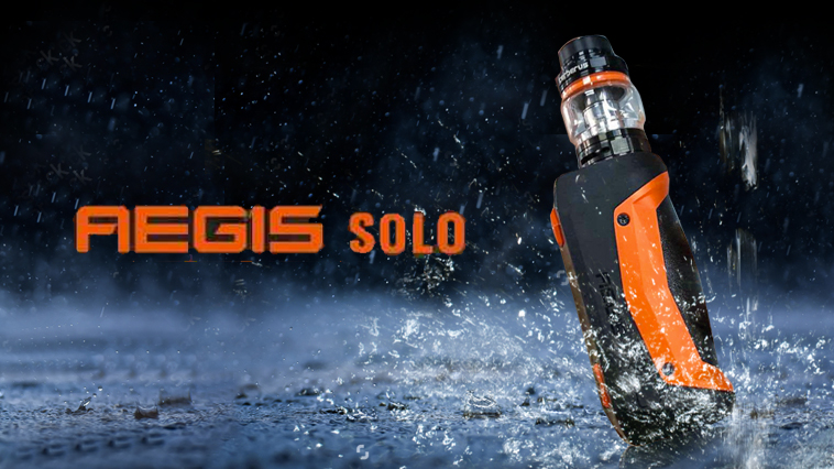 The Aegis Solo by Geekvape